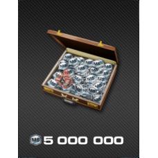 5 000 000 MS RR3