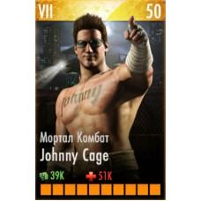 Johnny Cage Мортал Комбат