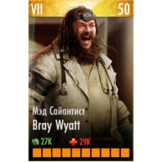 Bray Wyatt Мэд Сайантист