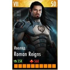 Roman Reigns Иволвд