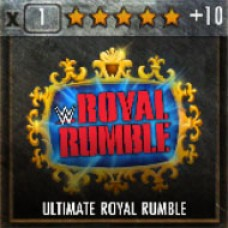 Ultimate royal rumble