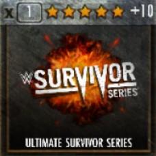 Ultimate survivor series