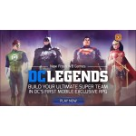 Новая игра DC Comics Legends!