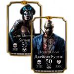 """Mortal Kombat X mobile - Обновление 1.10 """"Мертвые идут в бой"""" от 13 октября 2016 года"""